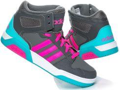 34ea1de7b861c Buty damskie Adidas Honey Mid G64244 Trampki - Ceny i opinie - Ceneo.pl
