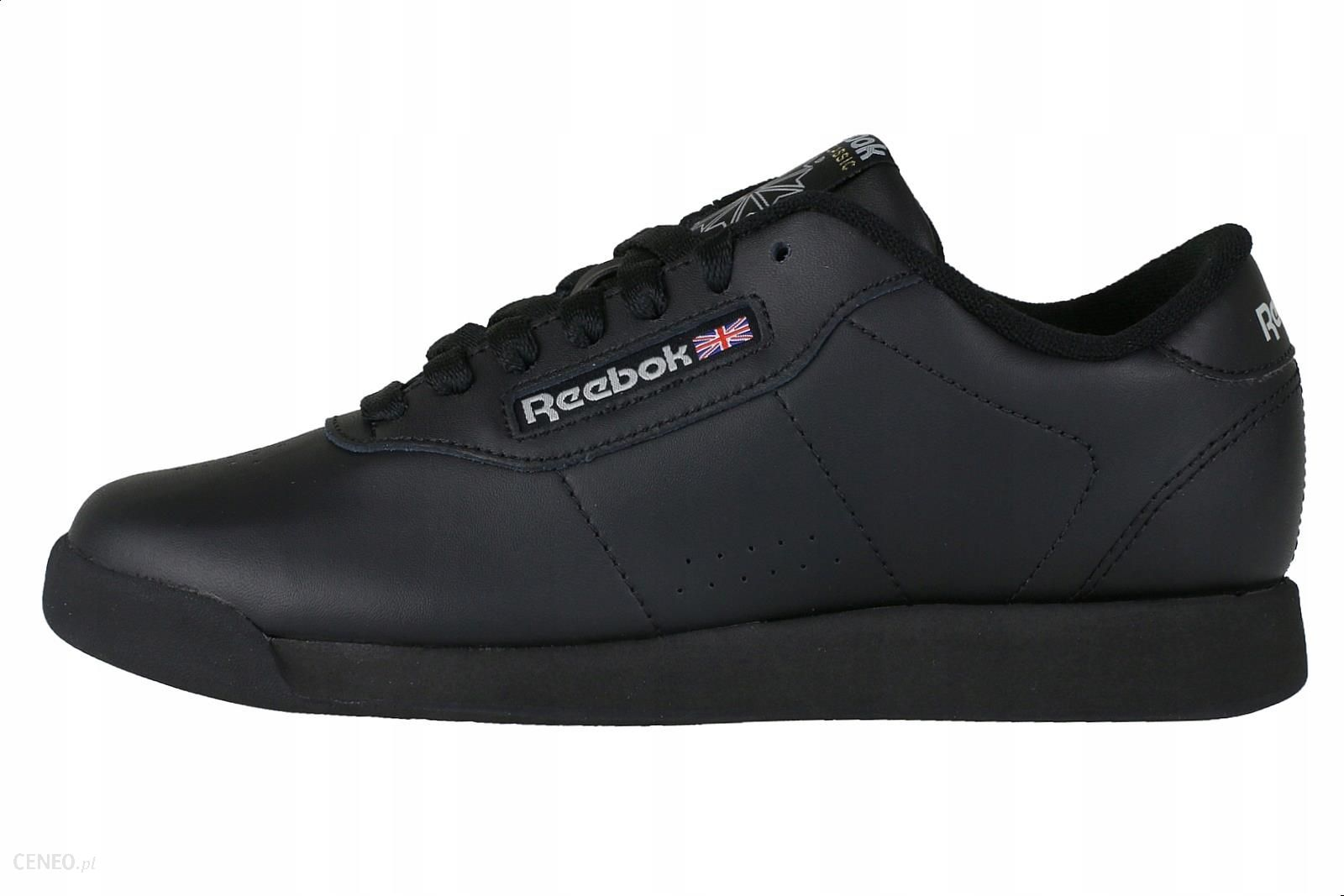 Buty sportowe damskie Reebok Princess czarne CN2211