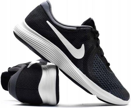Czarne Tekstylne Buty Damskie Sportowe Nike r.43 Ceny i