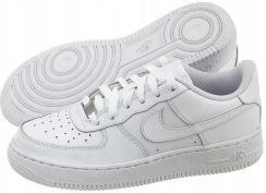 finest selection 893c4 5c3e8 Buty Damskie Nike Air Force 1 GS 314192-117 Białe