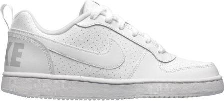 Buty Damskie Nike Court Borough Low Białe r. 37,5 Ceny i