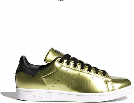 huge discount 5f29b dcde3 ADIDAS Buty damskie StanSmith metaliczne 4.0 Allegro