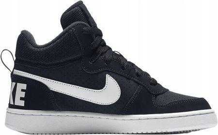 best sneakers cf8de 6e878 36,5 BUTY NIKE COURT BOROUGH MID 839977 004 CZARNE Allegro