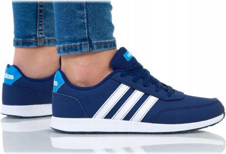 Buty Adidas Damskie Gazelle J CG6695 Niebieskie Ceny i