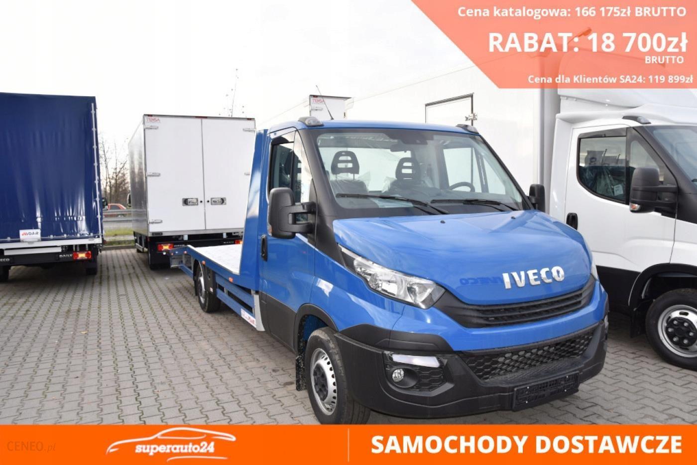 Inteligentny Iveco Daily 35S18 Autolaweta Wymiary : - Opinie i ceny na Ceneo.pl OC15