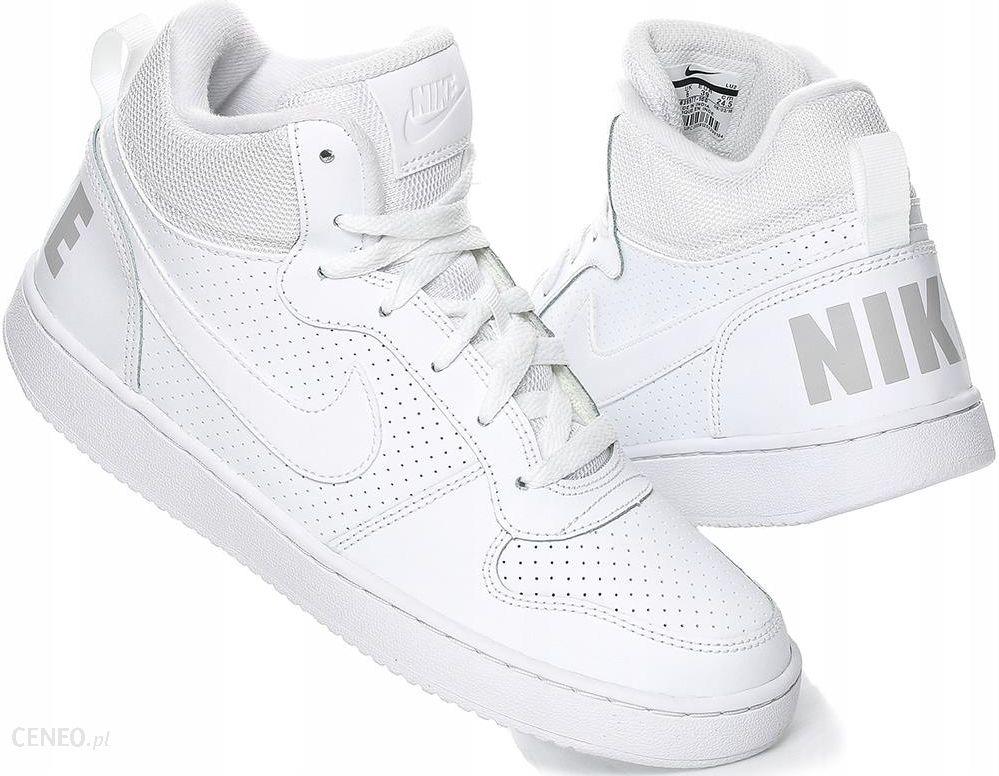 Buty Nike Court Borough Mid 839977 100 Ceny i opinie Ceneo.pl