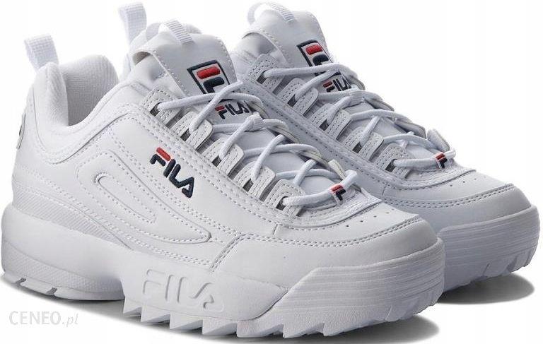 Buty zimowe chłopięce marki FILA rozmiar 38