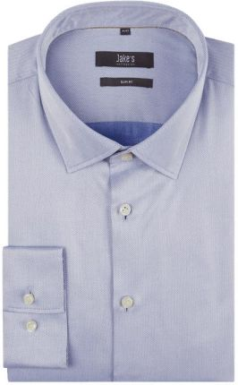 fcc4e01ea Jake*s Koszula biznesowa o kroju slim fit z kołnierzykiem new kent ...