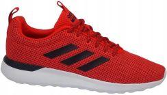 adidas lite racer czerwone męskie