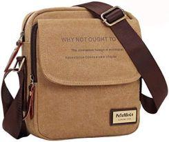 c9e35ef2c2e65 Amazon ICEIVY torba na ramię męska torba robocza dla mężczyzn damska torba  szkolna Messenger Bag torba