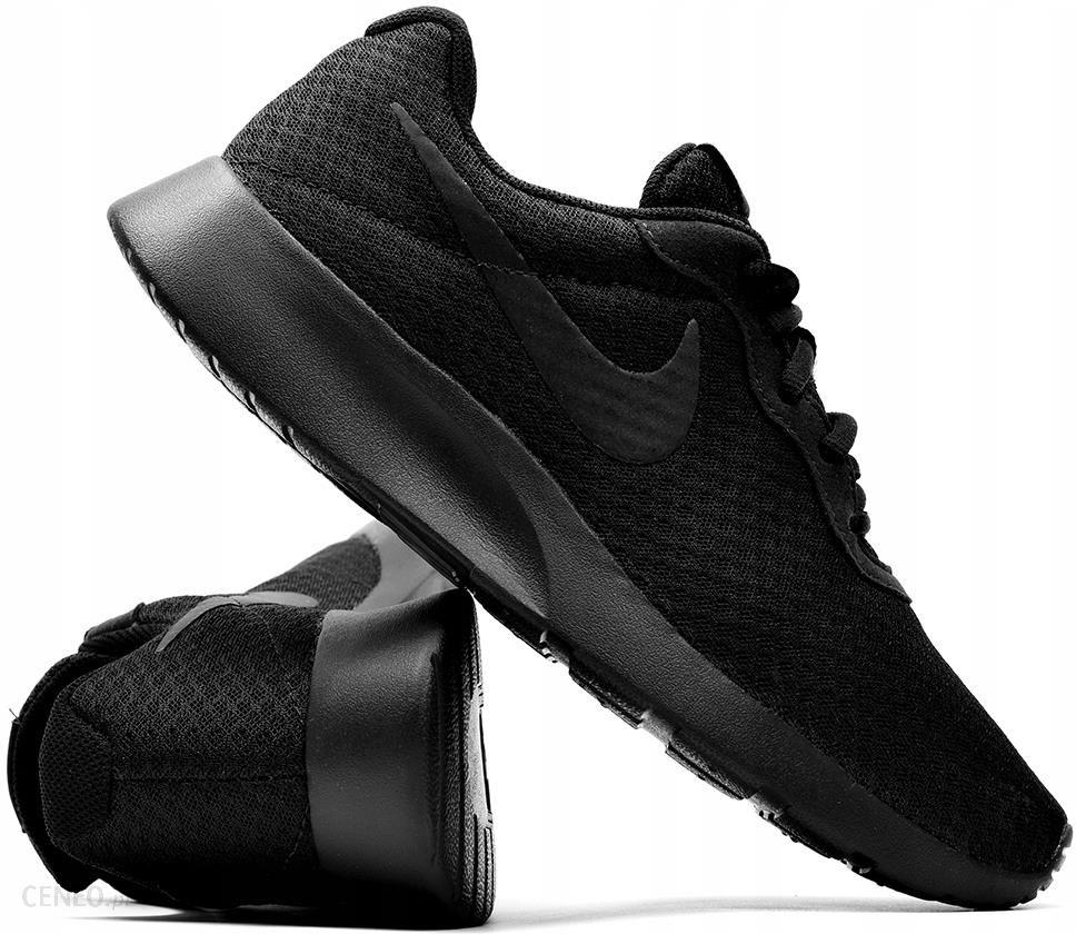 Buty męskie Nike Tanjun 812654 001 Czarne r.44,5 Ceny i opinie Ceneo.pl