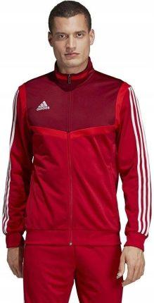 Bluza adidas Tiro 19 Training D95953 czerwona Rozmiar odzieży: XXL Ceny i opinie Ceneo.pl