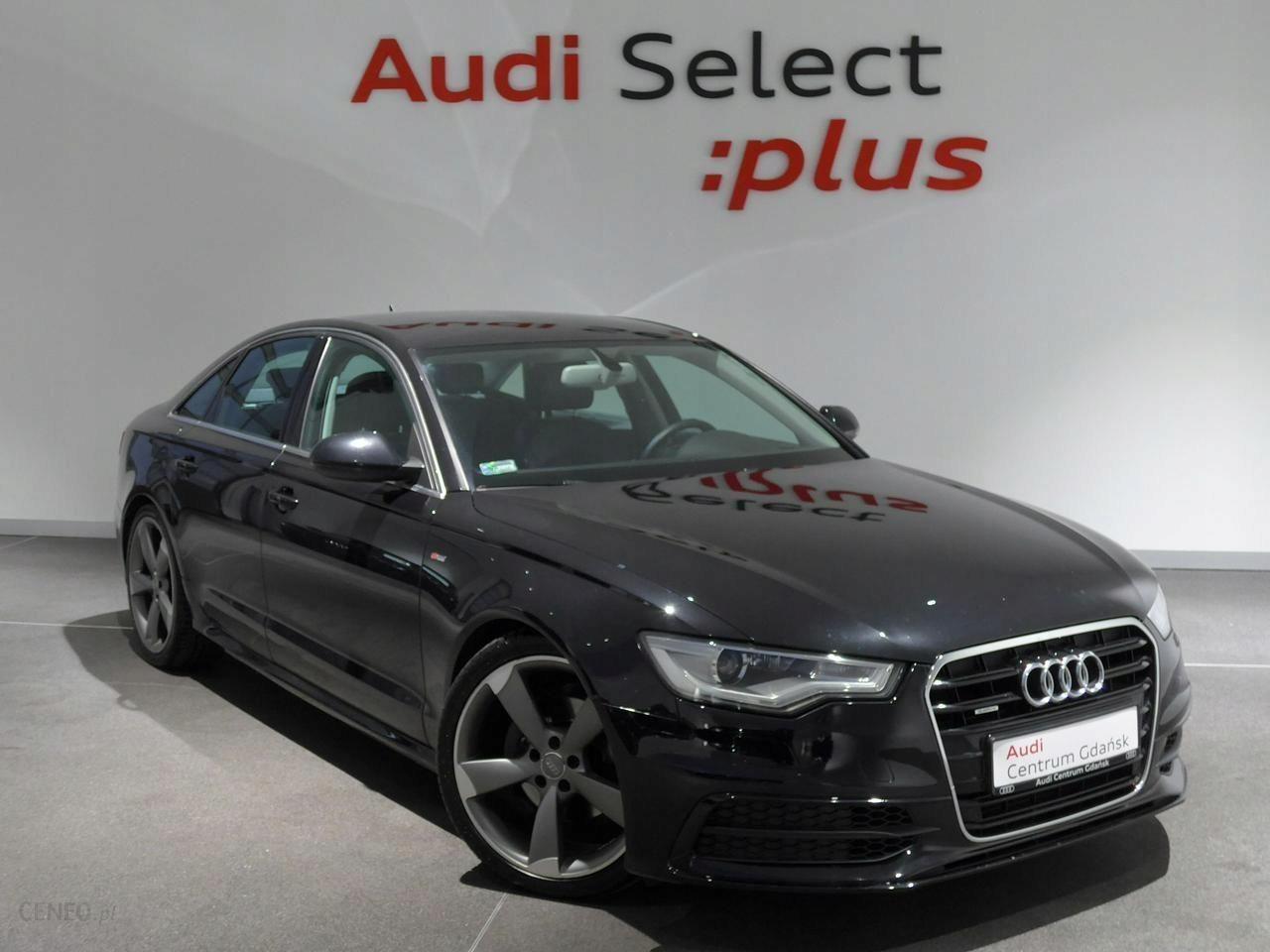 Audi A6 30tdi Quattro Webasto Klima 4 Strefy Opinie I Ceny Na Ceneopl