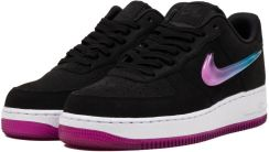 5d64a70788583 Buty Nike Air Force 1 '07 Low Premium 2 Active Fuchsia/Blue Lagoon (
