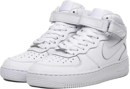 pretty nice 060b5 fde15 Buty Damskie Nike Air Force 1 Mid GS White (314195-113)