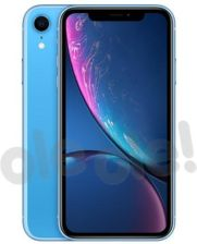 Produkt z Outletu: Apple iPhone Xr 64GB (niebieski)