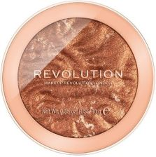 Makeup Revolution Rozświetlacz Re-loaded Highlighter Time to Shine 10g