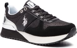 Sneakersy U.S. POLO ASSN. - Tabitha2 FRIDA4103W8 TS1 Blk eobuwie 754808ac4e4