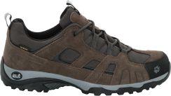 4bf7c35c Jack Wolfskin Vojo Hike Texapore Men Dark Wood - Ceny i opinie ...