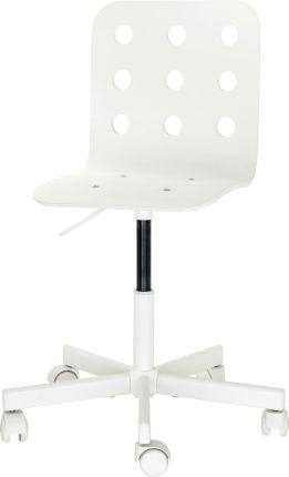 Ikea Jules Dziecięce Krzesło Biurowe Biały 39207716 Opinie
