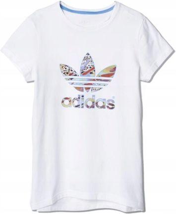 najnowsza kolekcja fabrycznie autentyczne cała kolekcja Dziecięca bluzka Adidas koszulka Logo S14446 170 - Ceny i opinie - Ceneo.pl