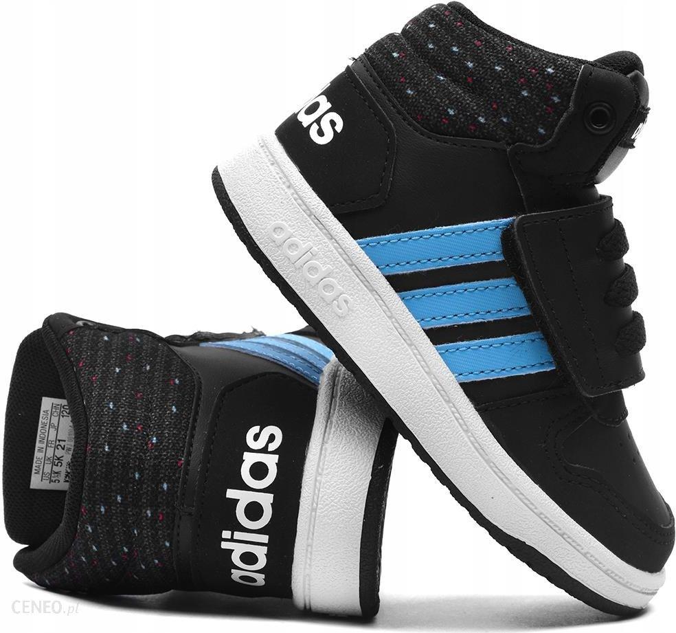 buty adidas dziecięce za kostke zimowe