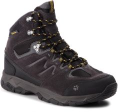 Jack Wolfskin Mtn Attack 6 Texapore Mid M 4017572 Burly Yellow Szary 03b4d3f2b39