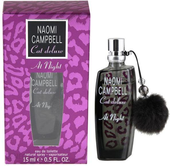 Perfumy Naomi Campbell Cat Deluxe at Night Woda Toaletowa 30ml - zdjęcie 1 ba38d336e4