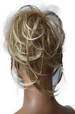 Amazon Prettyshop Mocna Gumka Do Włosów Do Fryzury Dla Panny Młodej Do Wysokich Upięć I Porządkowania Kręconych Włosów