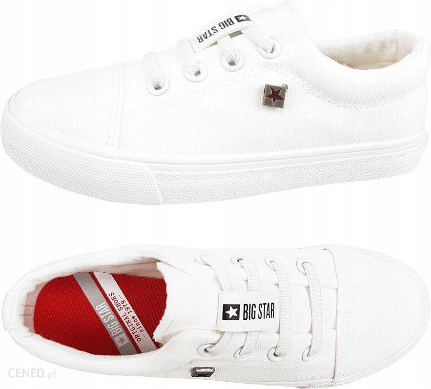 Trampki dziecięce Big Star białe DD374074 buty 33 Ceny i opinie Ceneo.pl