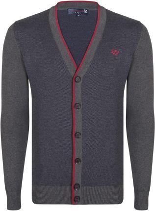 28f9ef22e9eb2a Giorgio Di Mare sweter męski, XL, szary - Ceny i opinie - Ceneo.pl