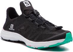 Damskie buty AMPHIB BOLD W BLACKWHELECTRIC G L40682300 SALOMON