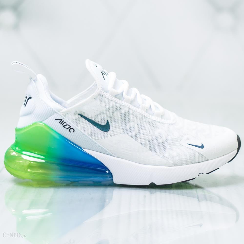 Nike AIR MAX 270 AQ9164 100 Ceny i opinie Ceneo.pl