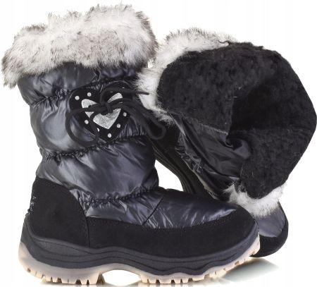 98a870013d824 Podobne produkty do Buty EMU Australia Sorby Black Metallic W11789  (EM271-b). SOLIDNE ŚNIEGOWCE OCIEPLANE KOŻUCH KOZAKI Allegro