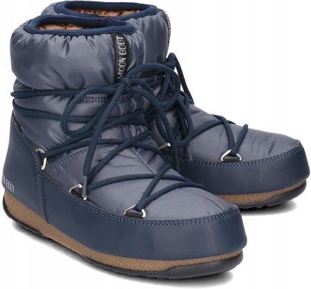 c67f869ba00c MOON BOOT Moon Boot Low Glitter - Śniegowce Damskie - 24005500002 ...
