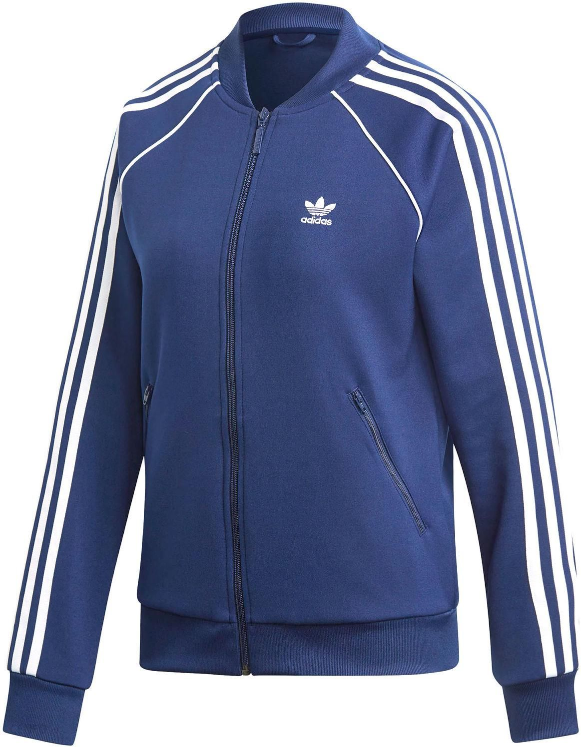 adidas bluza damska blue