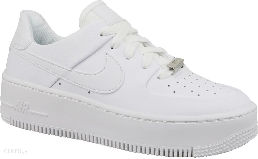 BUTY DAMSKIE NIKE AIR FORCE 1 WHITE AR5339 100