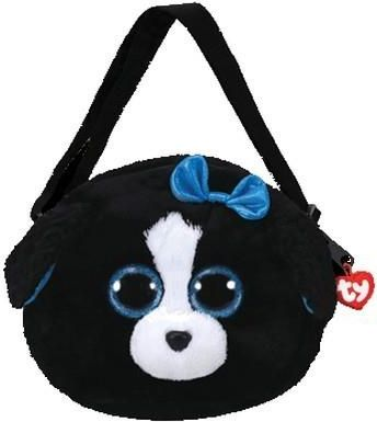eaeaa8fca21d5 Podobne produkty do Młodzieżowa listonoszka torebka damska print kotki -  czarny