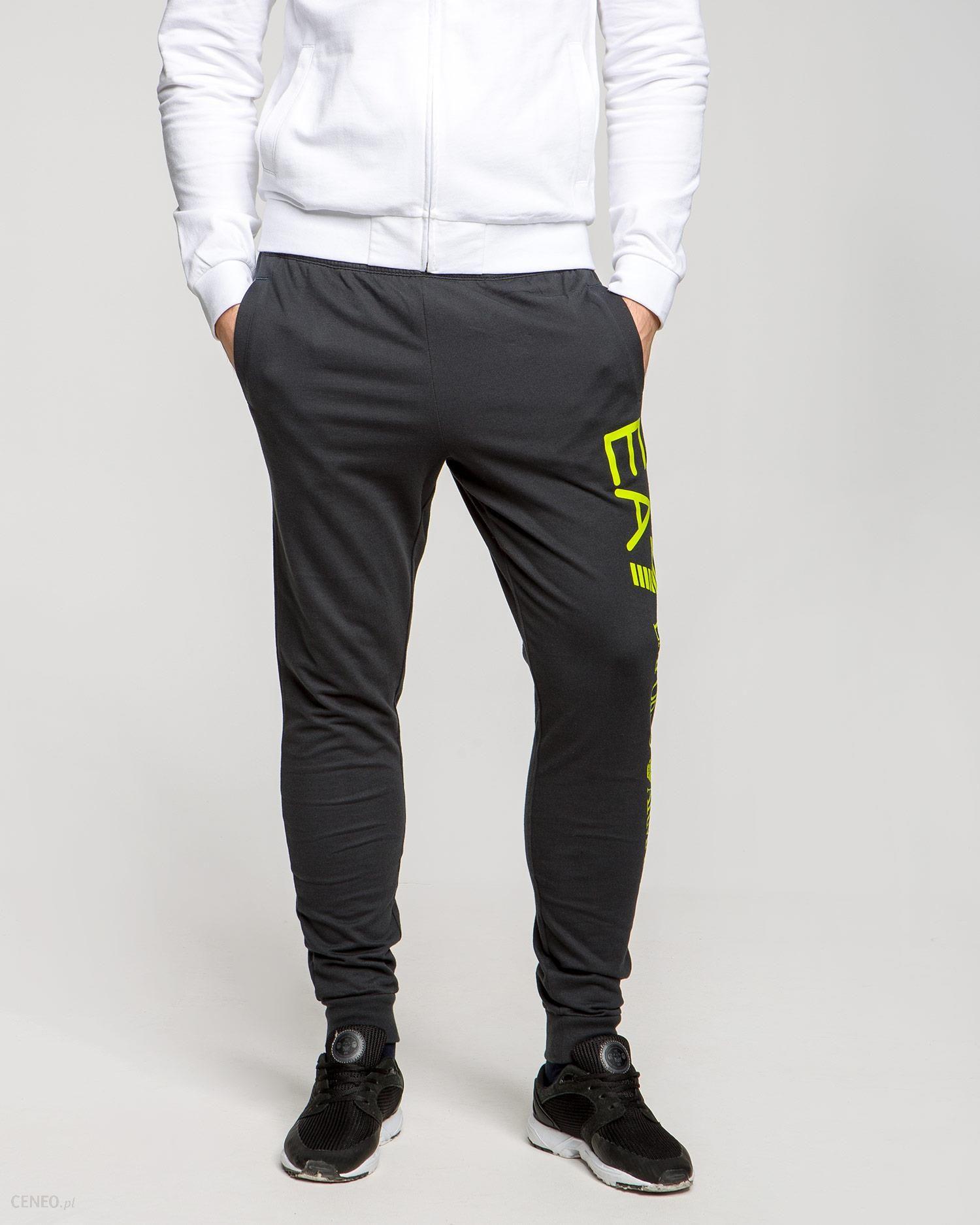 f84d1892d59911 Spodnie dresowe EA7 EMPORIO ARMANI - Ceny i opinie - Ceneo.pl