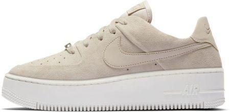 on sale 57058 5e638 Buty damskie Nike Air Force 1 Sage Low - Kremowy ...