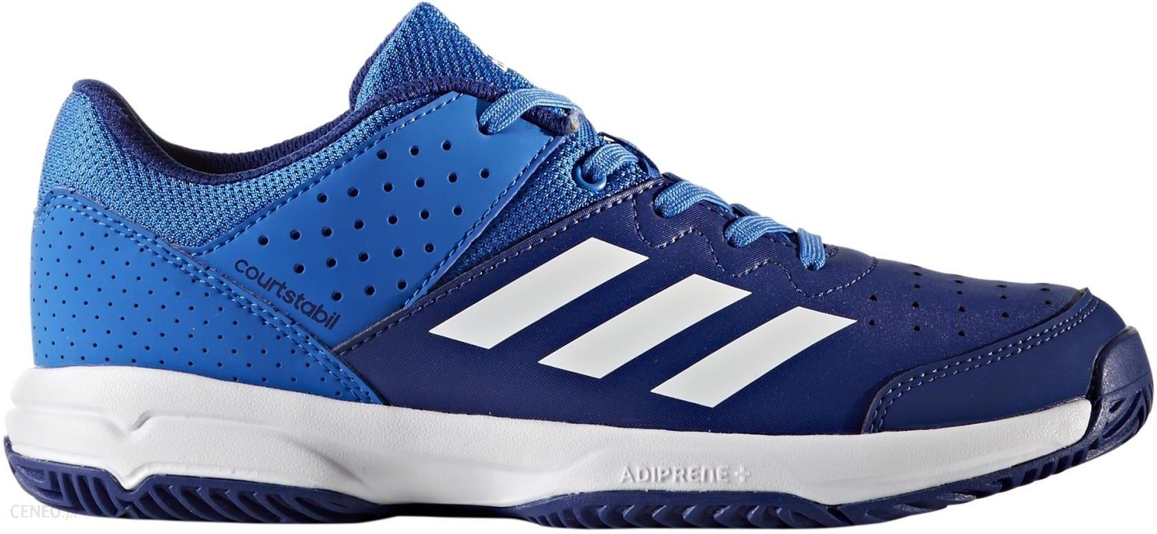 0a1138ff Adidas buty sportowe Court Stabil Jr, Blue/Ftwr White/Mystery Ink, 35