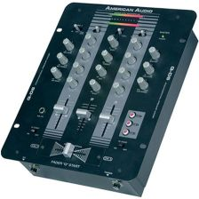American Audio Q-D6 Mixer