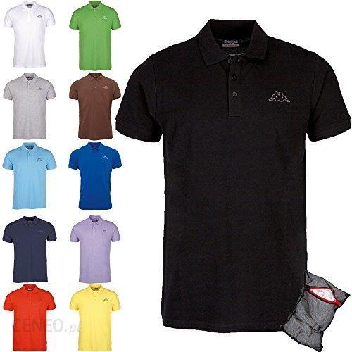 90b253963 Amazon Kappa męska koszulka polo ziatec Edition, z praktycznym opakowaniu  typu blister siatki do prania