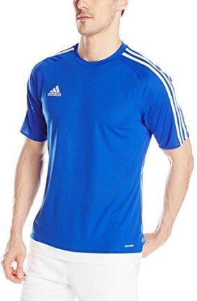ee1f831d1af62 Amazon adidas koszulka piłkarska męska Estro 15, niebieski, xl
