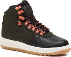 Nike Lunar Force 1 Duckboot 18 Triple Black & Sequoia
