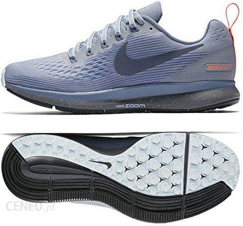 half off b23a8 17497 Amazon Nike damskie buty do biegania Air Zoom Pegasus 34 Shield -  wielokolorowa - 37.5 EU - Ceneo.pl