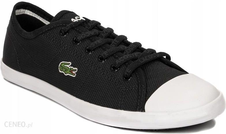 66f9c2a920da Trampki r.39 Lacoste Ziane Sneaker 119 1 Cfa Blk - Ceny i opinie ...