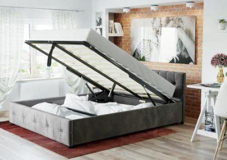 łóżko Z Materacem 110x200 Ceny I Opinie Oferty Ceneopl