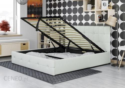 Meblemwm łóżko Tapicerowane 120x200 Sfg012c Białe Opinie I Atrakcyjne Ceny Na Ceneopl