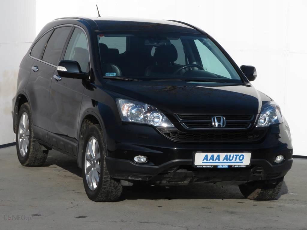 Honda Crv 20 I Salon Polska Serwis Aso 4x4 Opinie I Ceny Na
